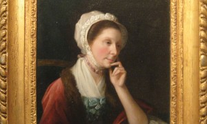 Boston Lady by Copley